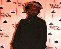 Karen, guest at screening